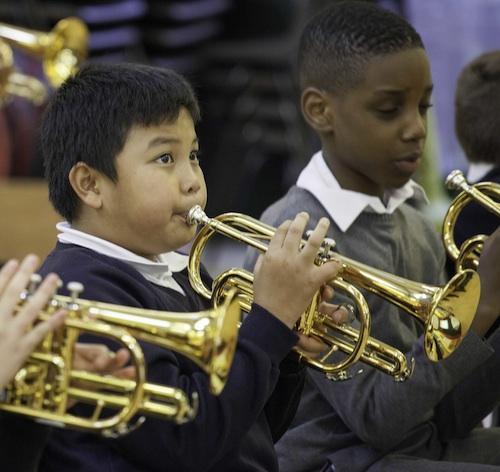 Brass class 1