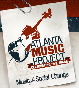 Atlanta Music Project logo