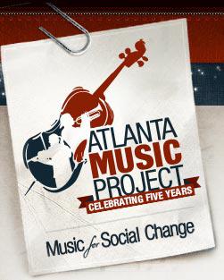 Atlanta Music Project logo
