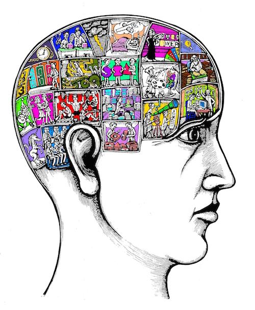 teenage brain image