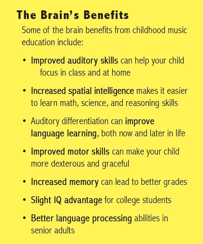 music and brain development essay The role of music in adolescent development: much more than the same old song.