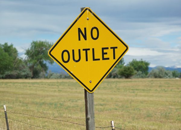 No outlet for creativity