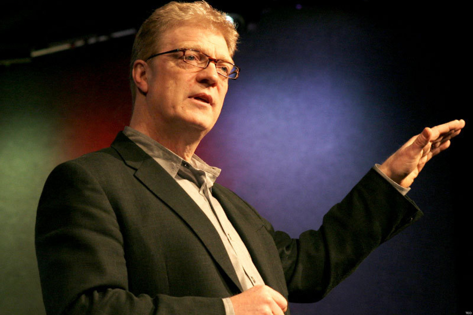 'Schools are still killing creativity' says Sir Ken Robinson