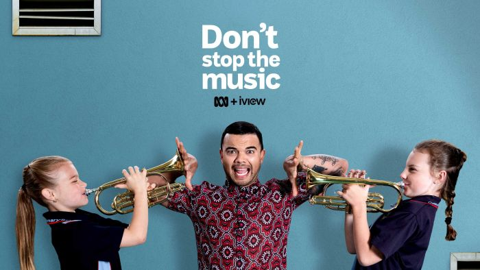 Don't stop the music – Australian TV series featuring Anita Collins