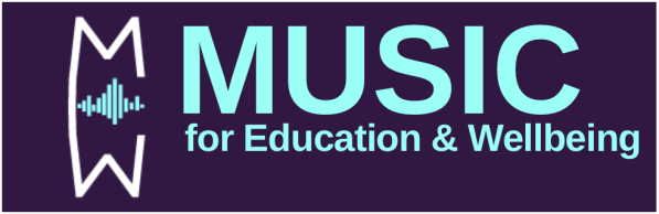 Music for education & wellbeing podcast image