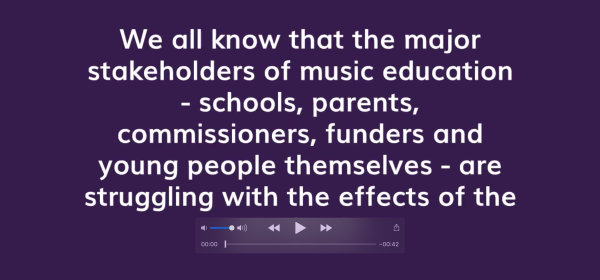 Music Education Works Promo June 2020